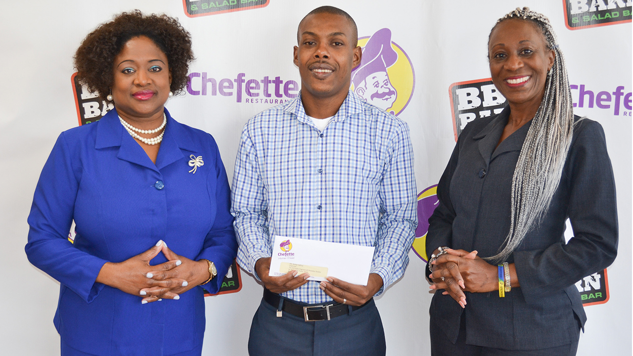 Chefette Assists Barbados Vagrants & Homeless Society