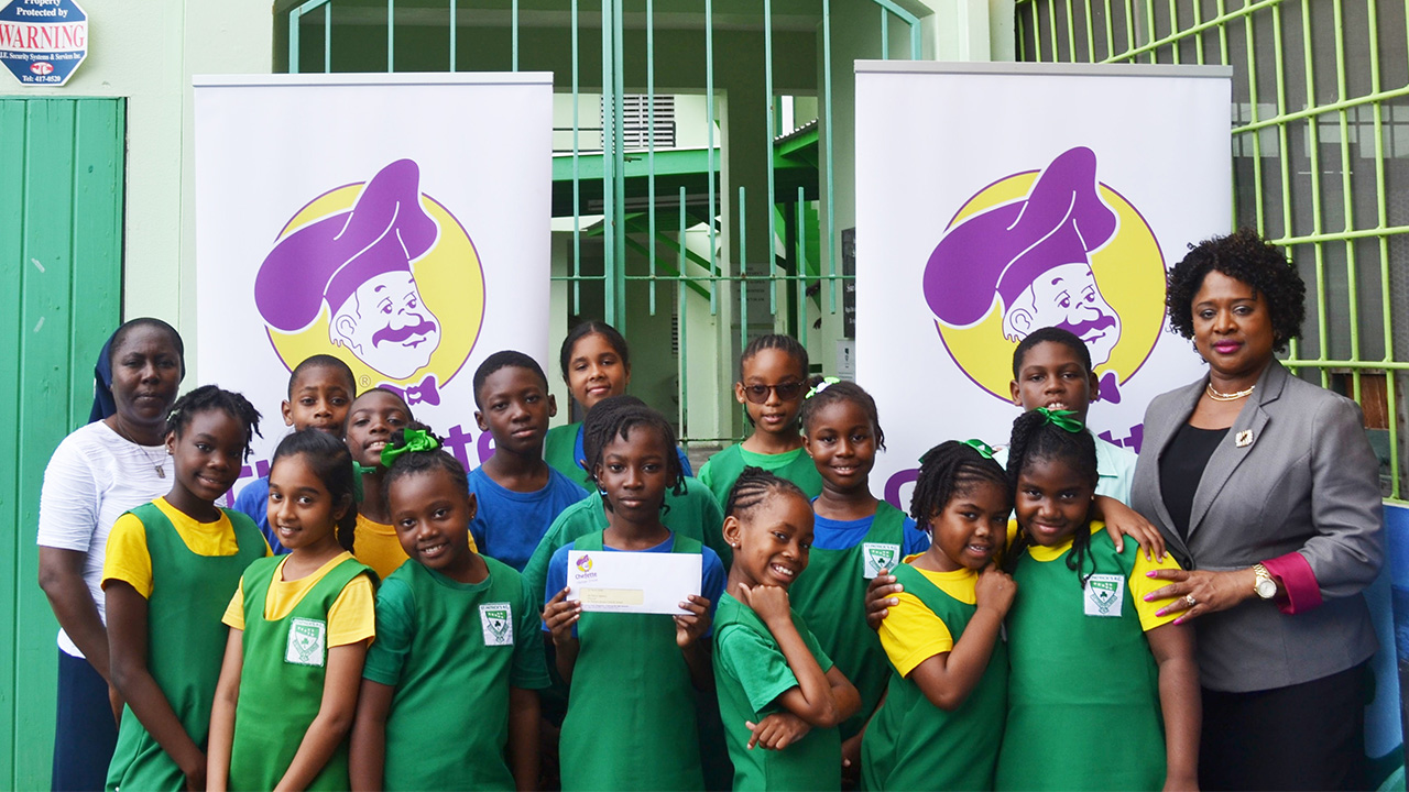 Chefette Supports The St Patrick's Roman Catholic School