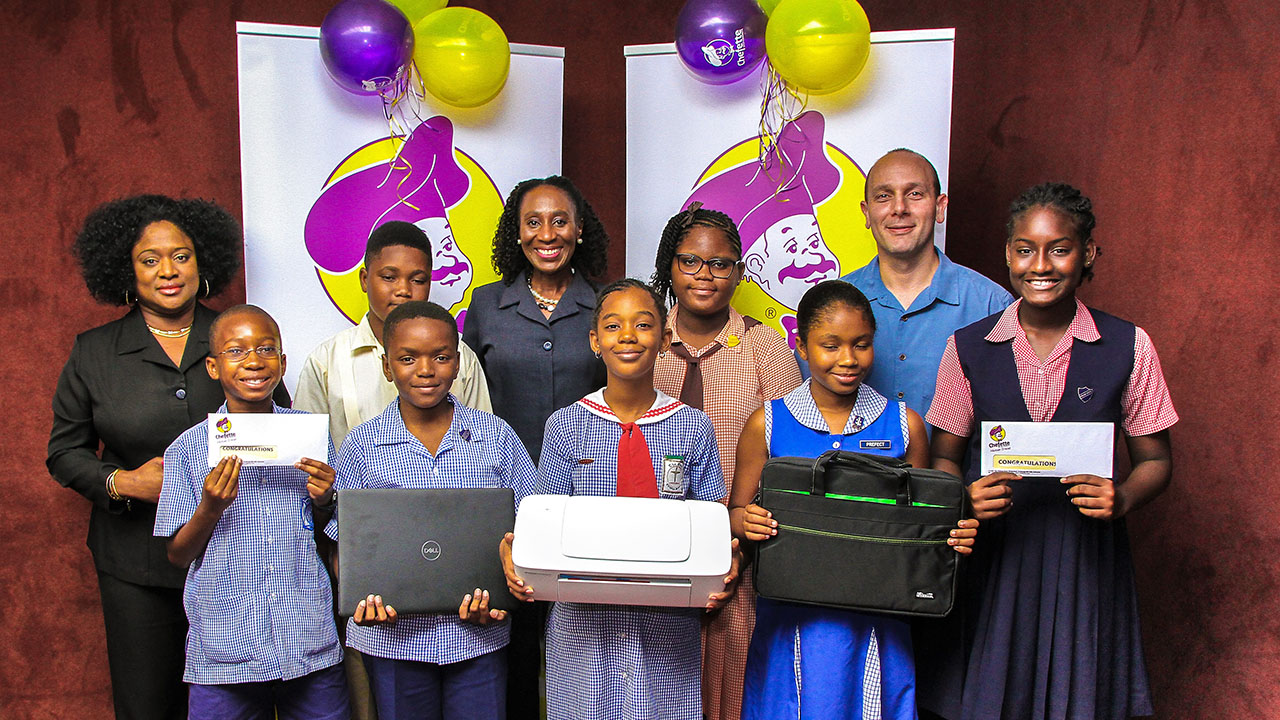 Chefette Congratulates top Eleven Plus students